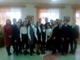 Команда лицея №11